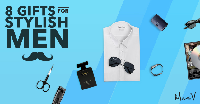 , 8 Gifts for Stylish Men