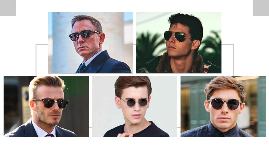 , A quick guide to Classic Men's Sunglasses